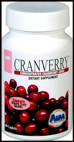 cranberry caplets