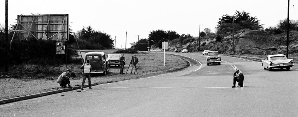 Survey crew, 1966