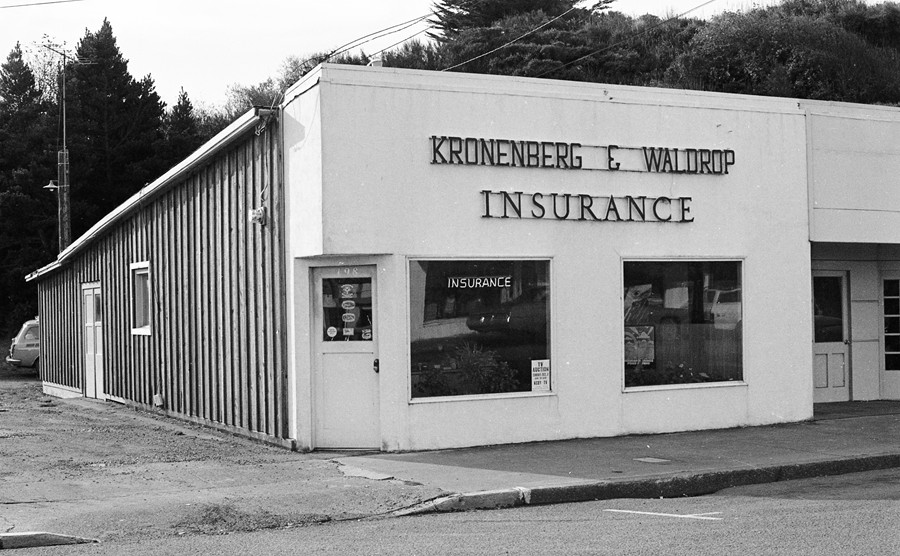 Kronenberg & Waldrop Insurance, 1972