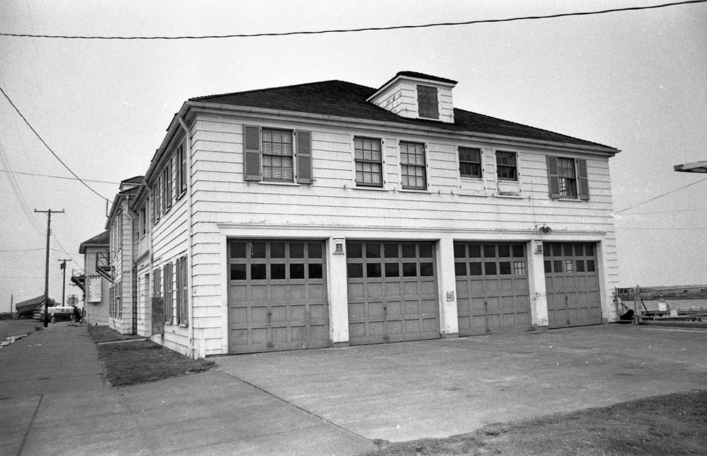 Coast Guard Station, 1977