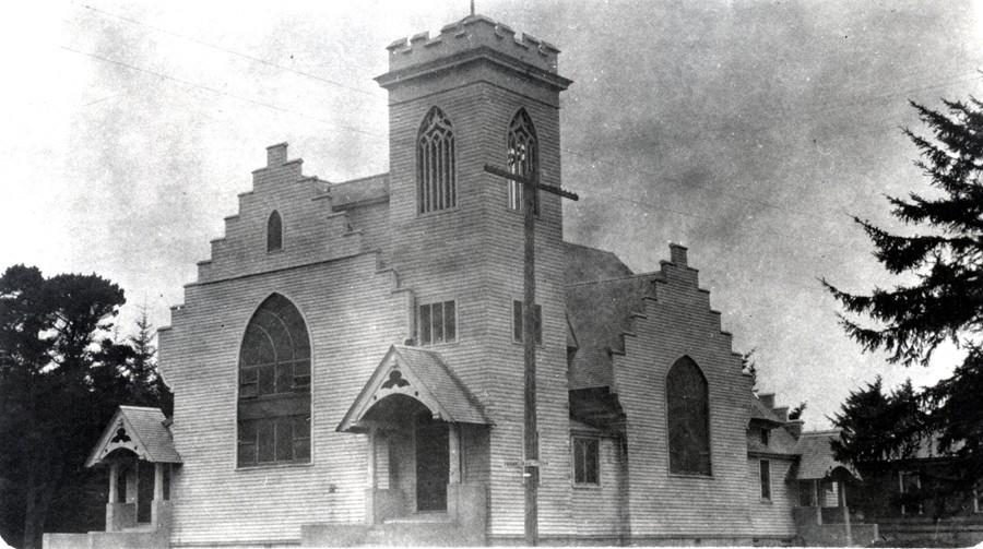 First Presbyterian Church in Bandon, 1908