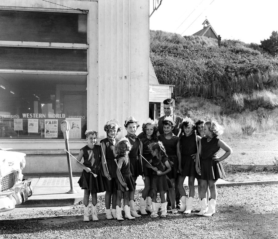 Cranberry Cadets, 1958