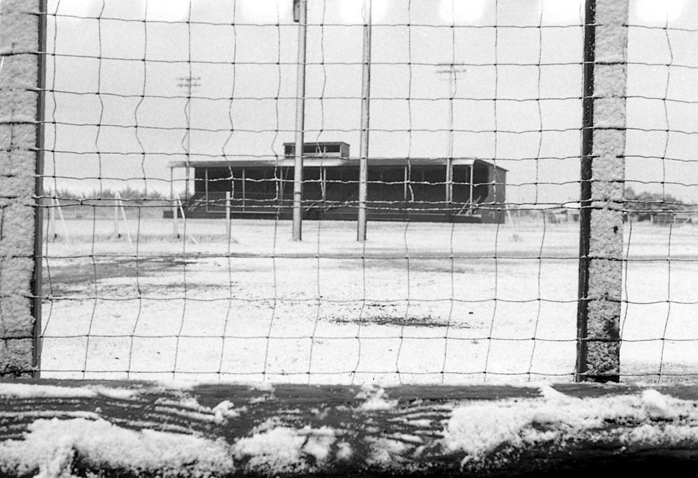 Football stadium, 1963
