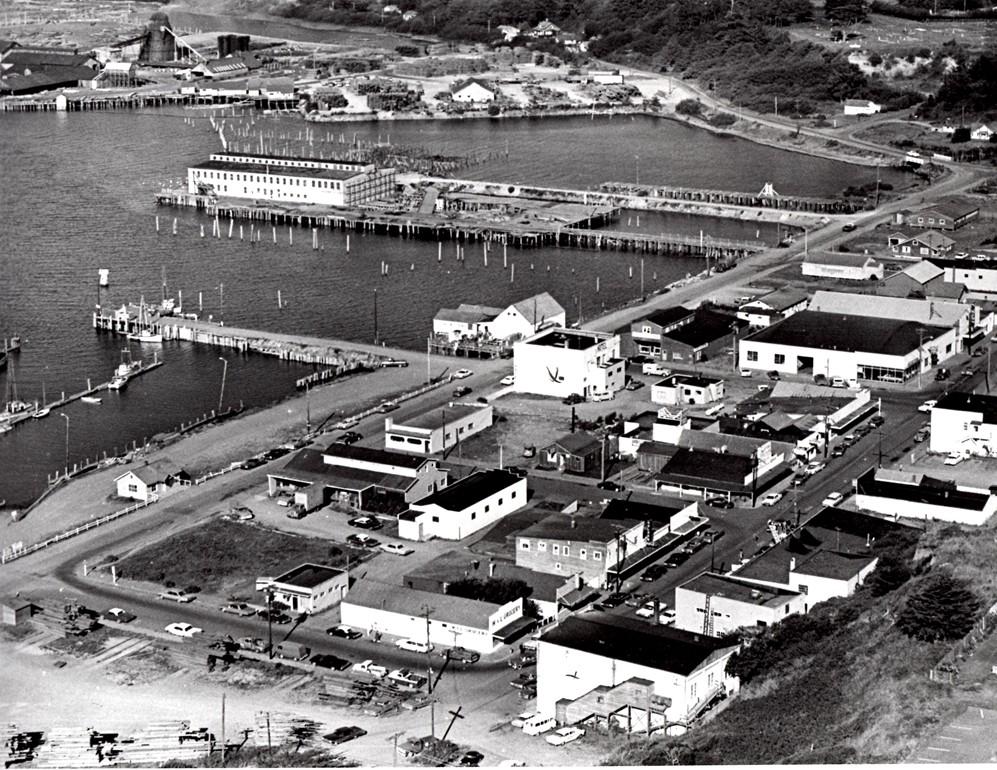 Old Town Bandon, 1966