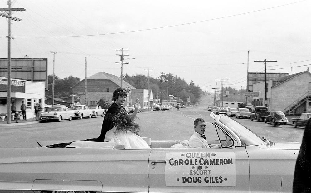 1962 Cranberry queen