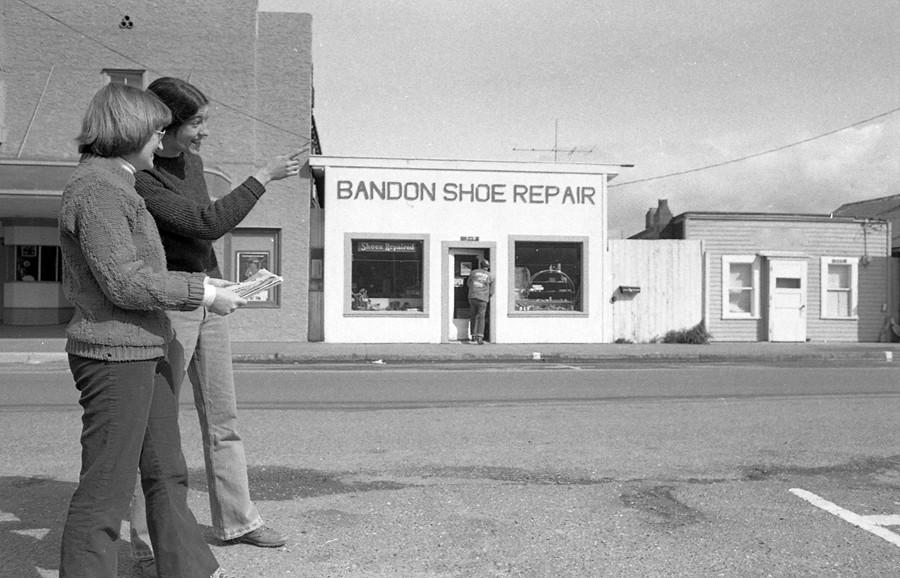 Bandon Shoe Repair 1975