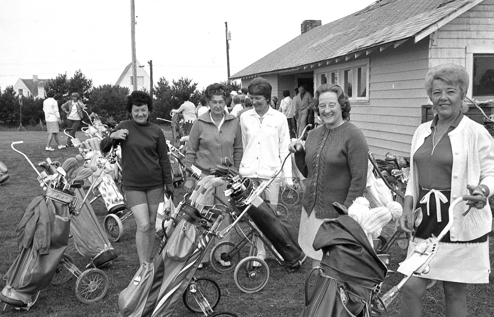 Bandon Westmost Golf Course, 1973