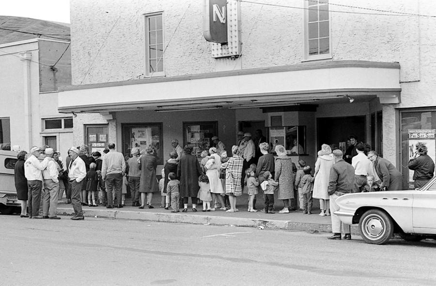 Bandon Theater, 1966