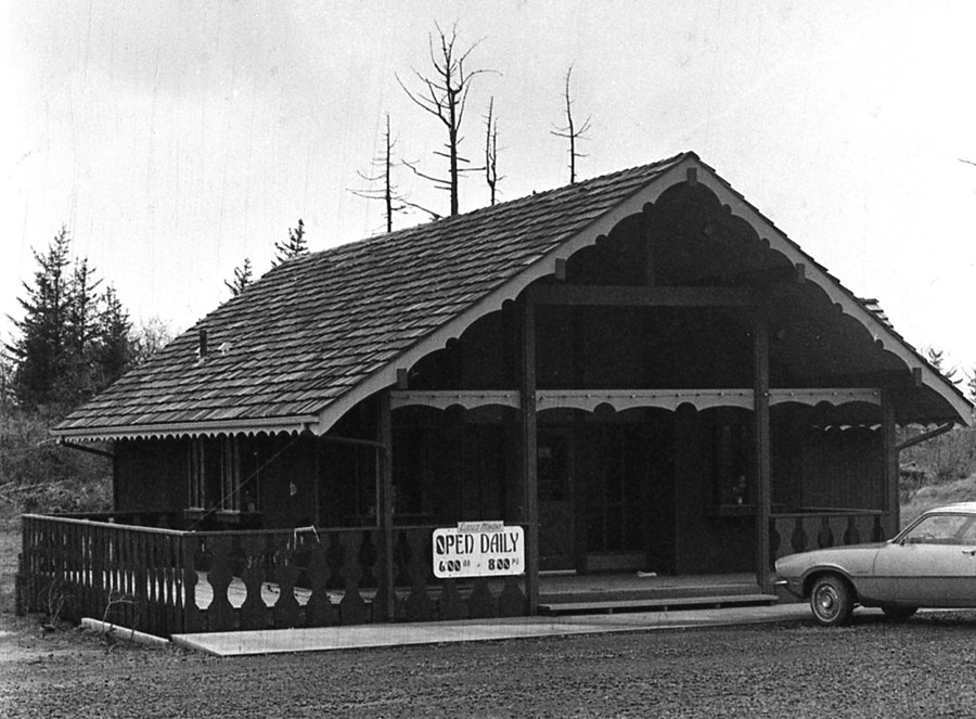 House of Raymond, 1971