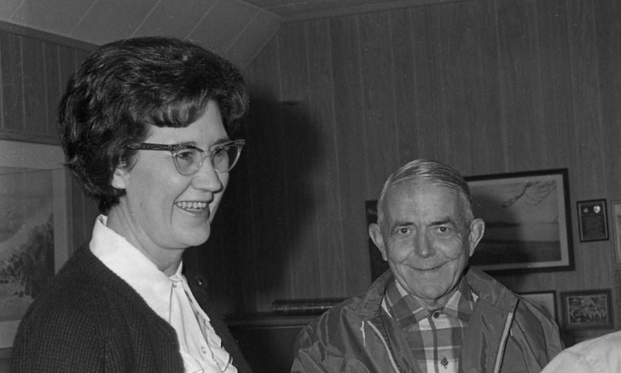 June Korenko & George Kronenberg, 1971