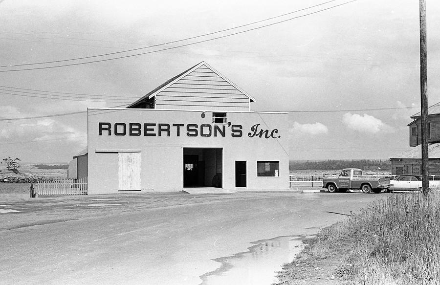 Robertson's Inc., 1970
