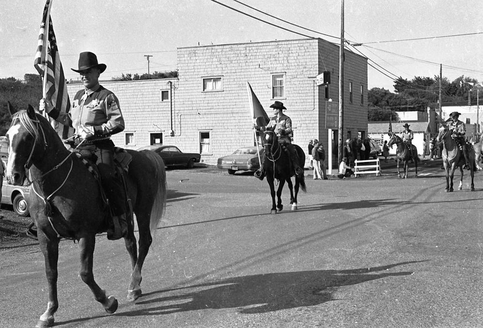 Cranberry parade, 1972
