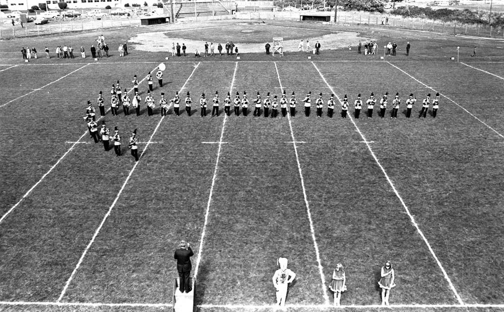 Cranberry Bowl, 1966