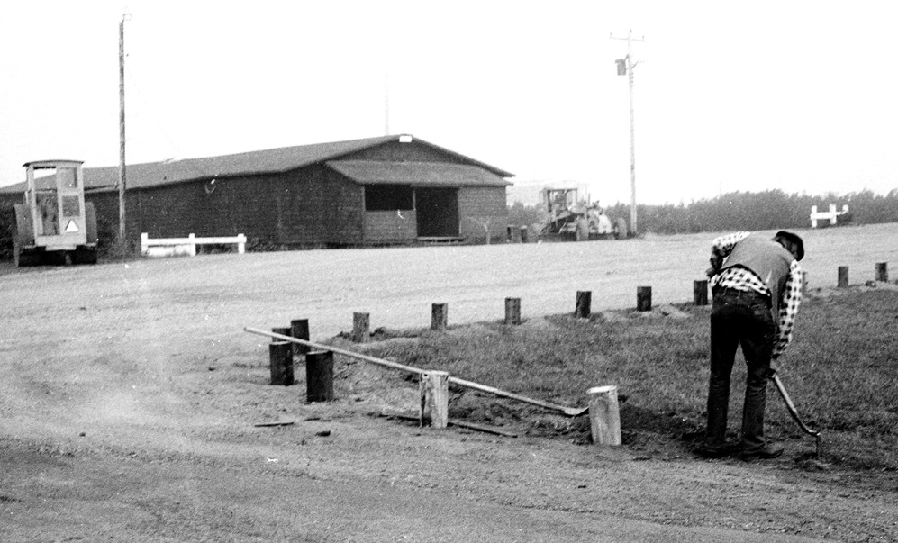 The Barn, 1975