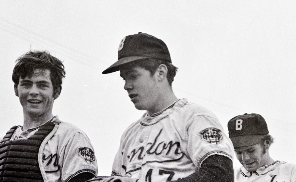 Bandon High School baseball, 1970