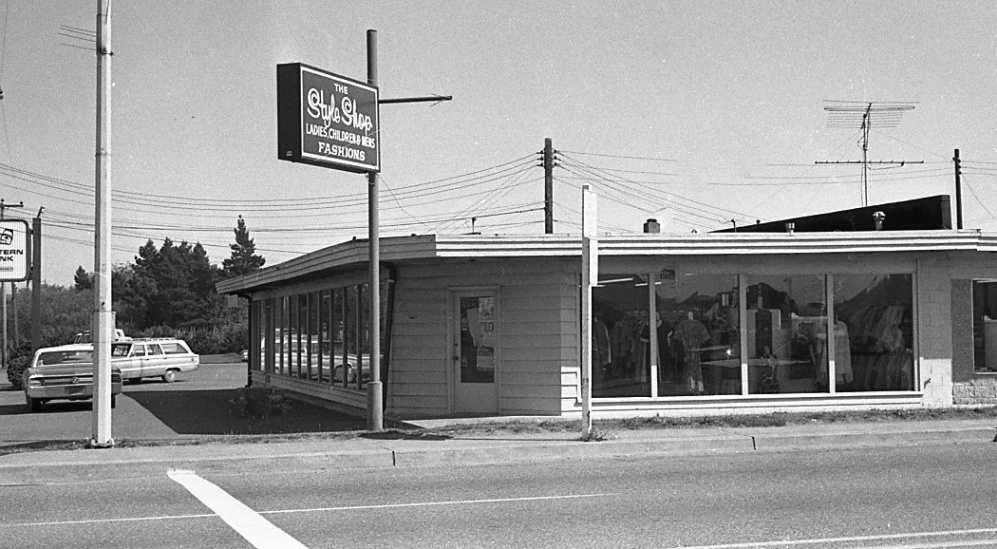 The Style Shop, 1970s