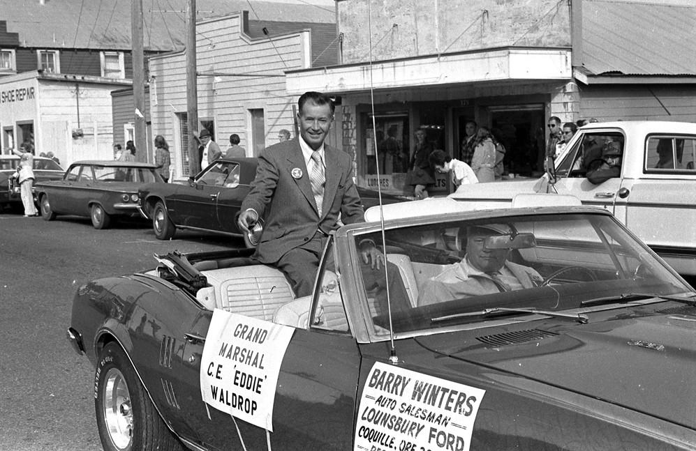 Cranberry Festival Parade, 1973