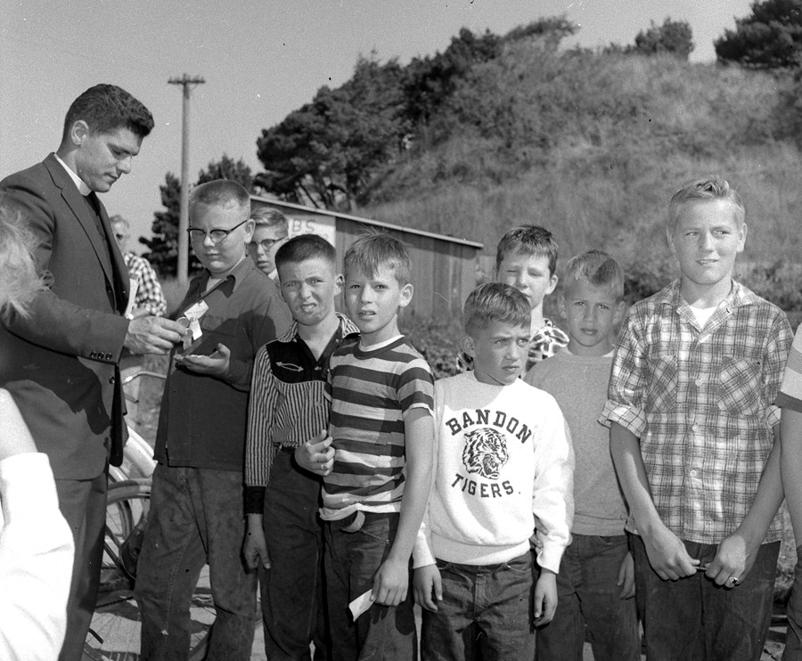 1956 Cranberry Festival