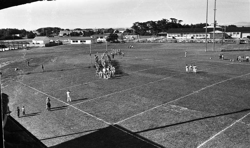 Cranberry Bowl football game, 1961