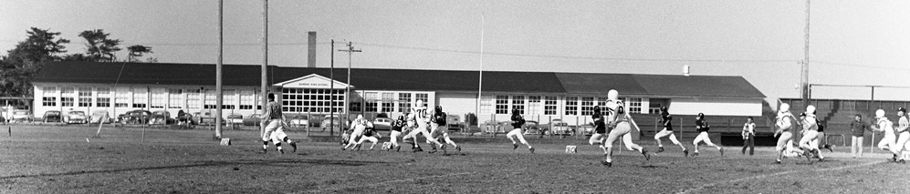Bandon High School, 1958