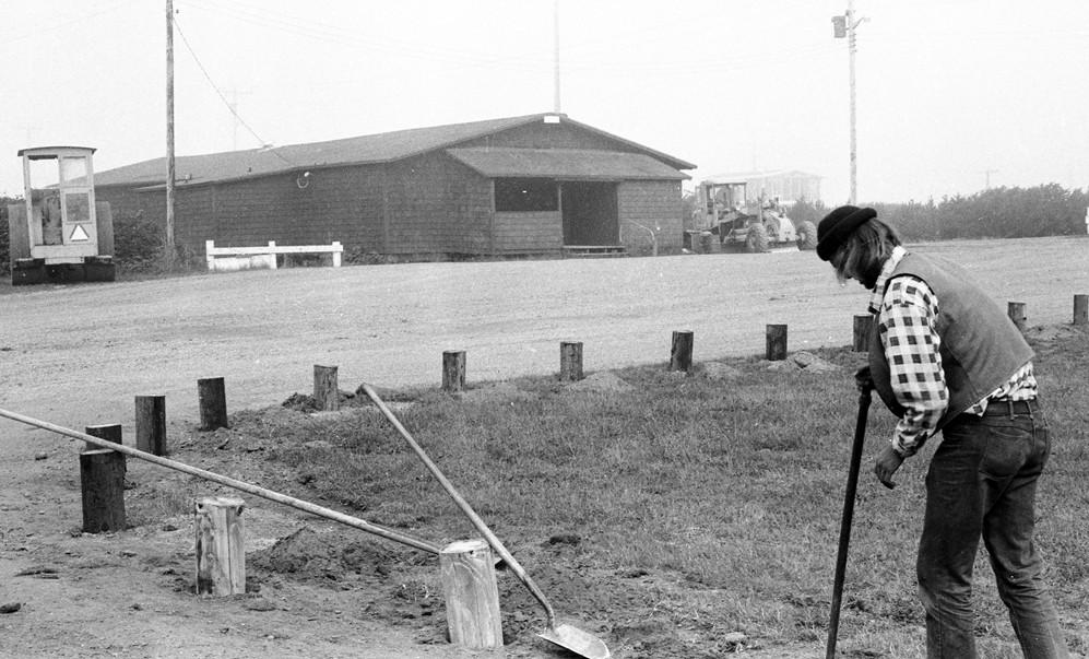 Park Maintenance, 1975