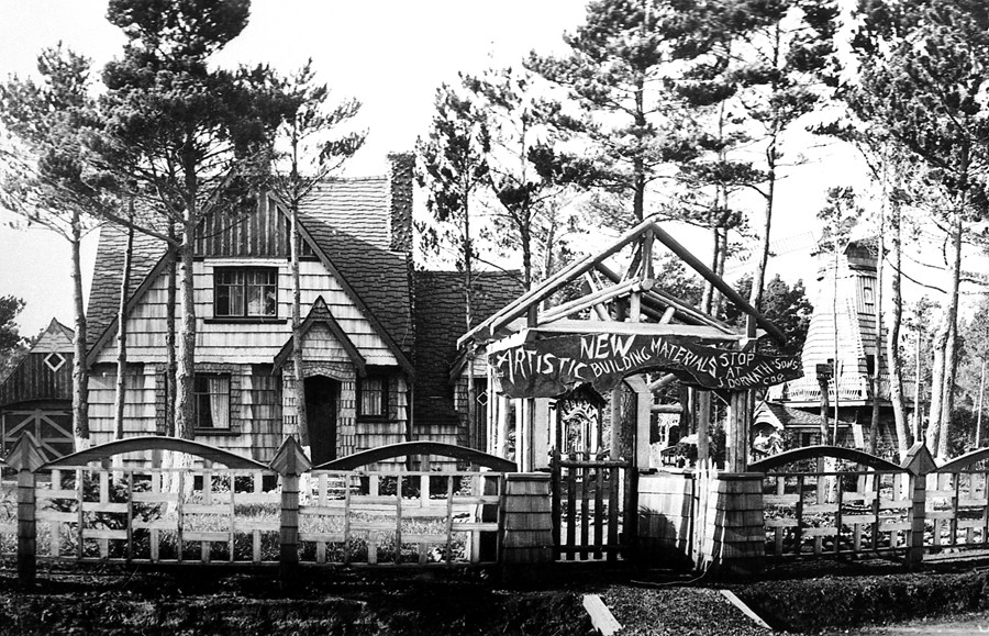 Natureland survived the fire of 1936