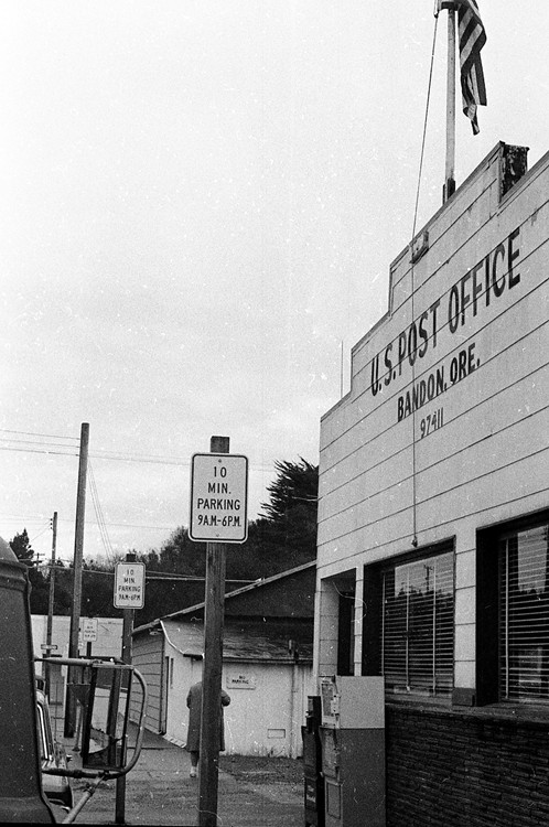 Downtown Post Office, 1973