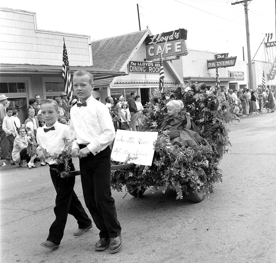 1957 Cranberry Festival