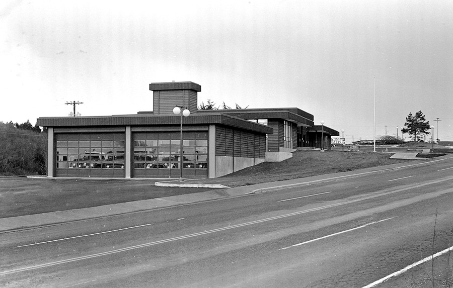 City Hall, 1970