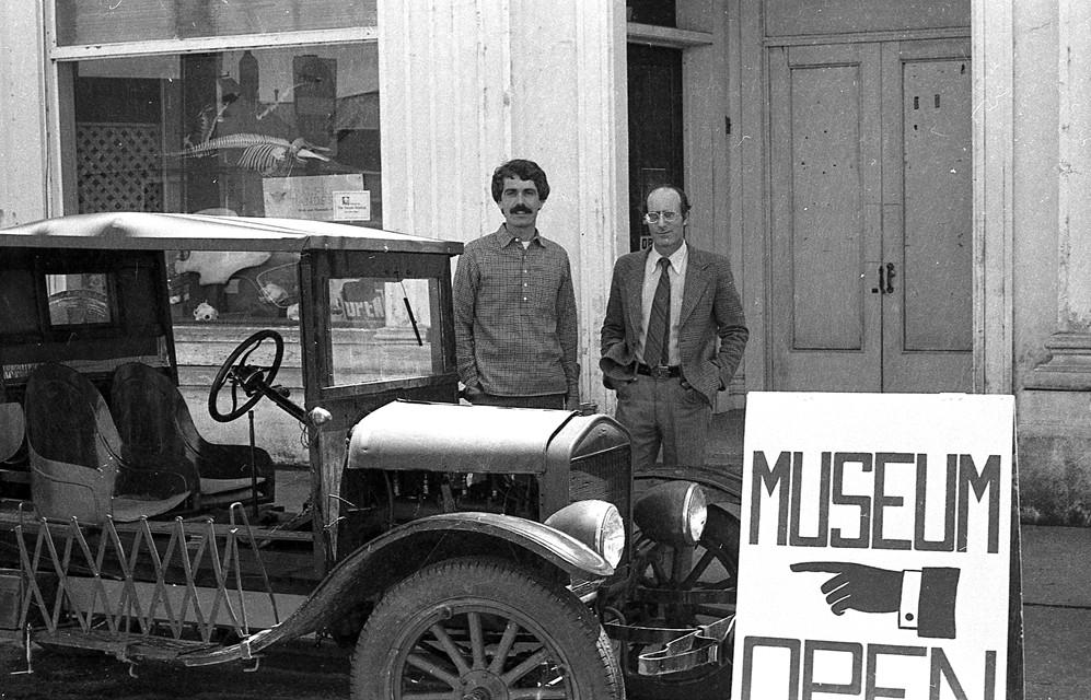 Bandon Historical Society Museum, 1980