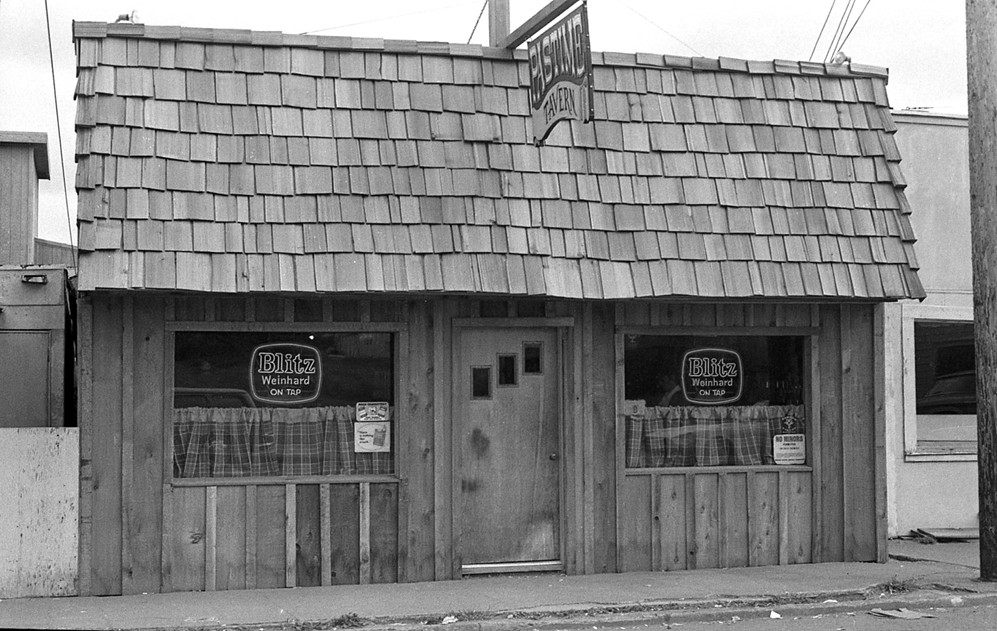 Pastime Tavern, 1960s