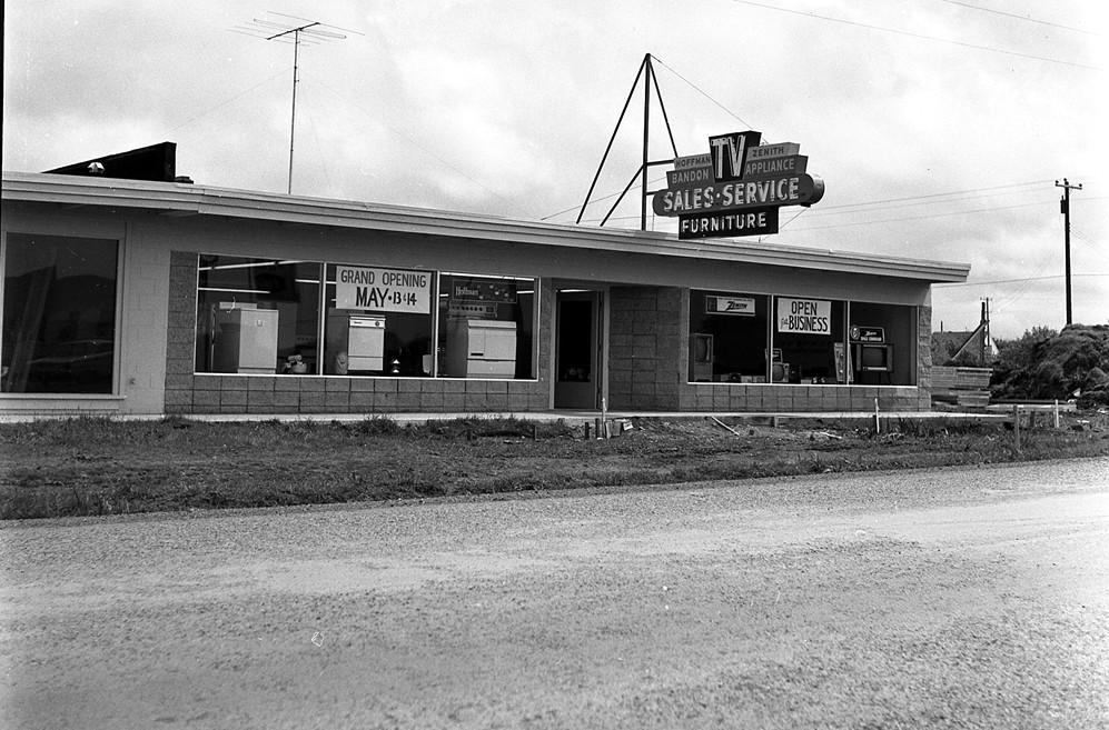 Bandon Appliance, 1960