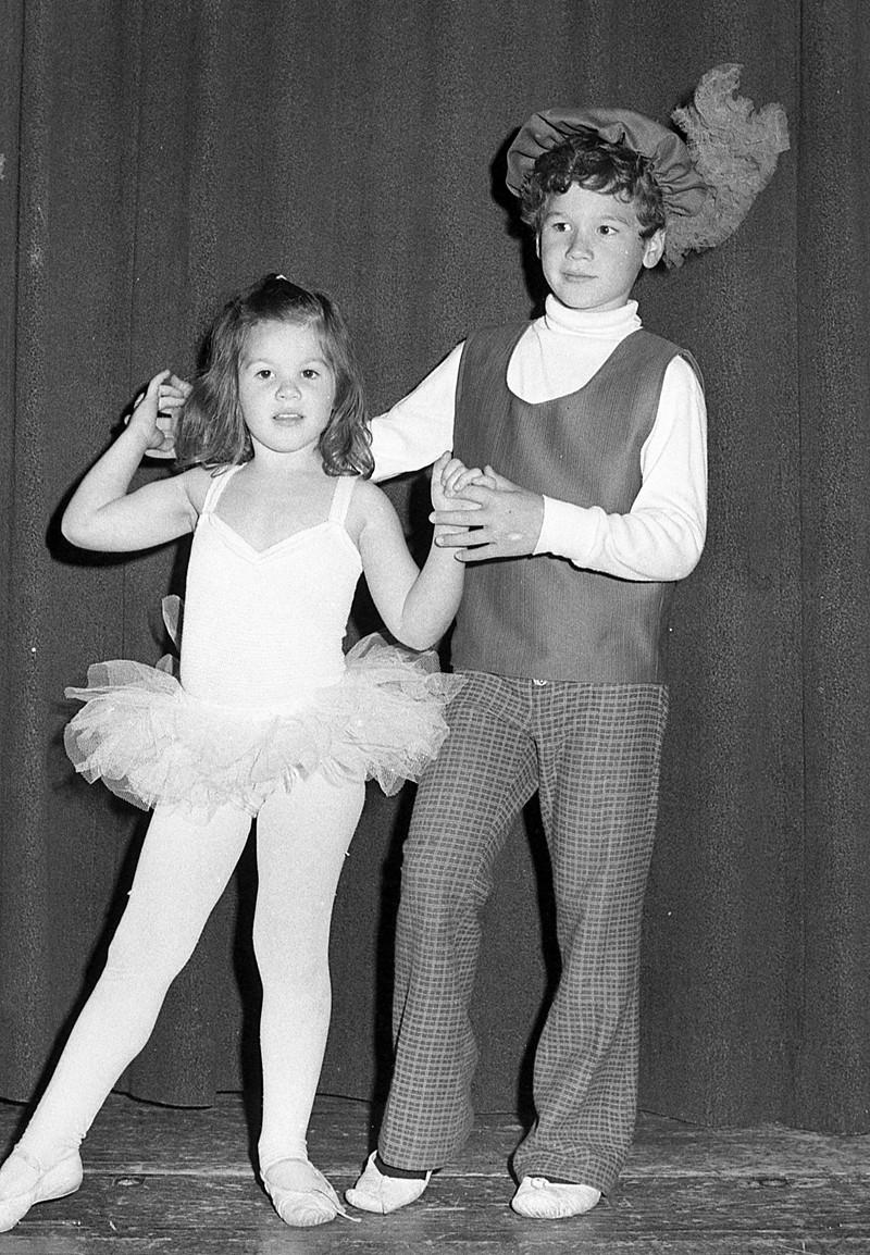 Tom & Maria Stadelman, 1973