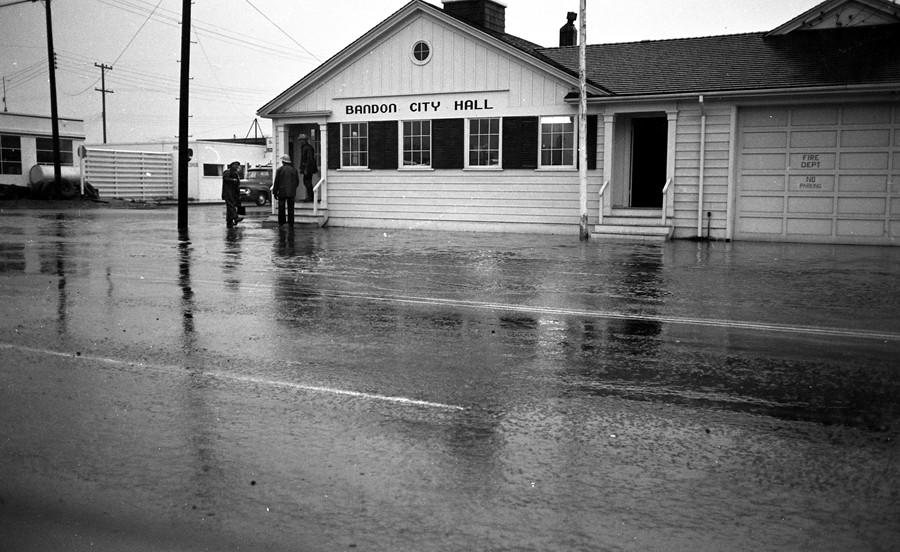 Flood, February 1961