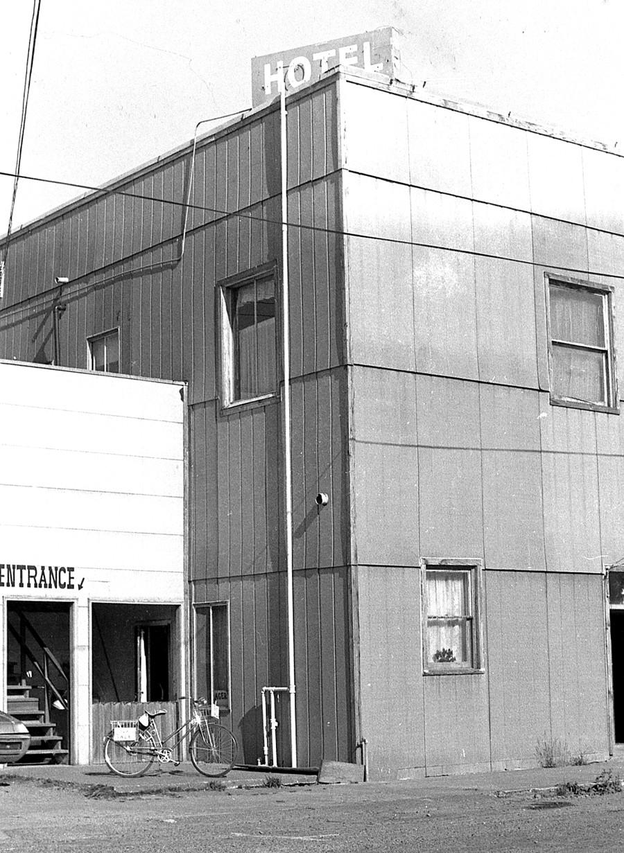 Stephan Hotel, 1976
