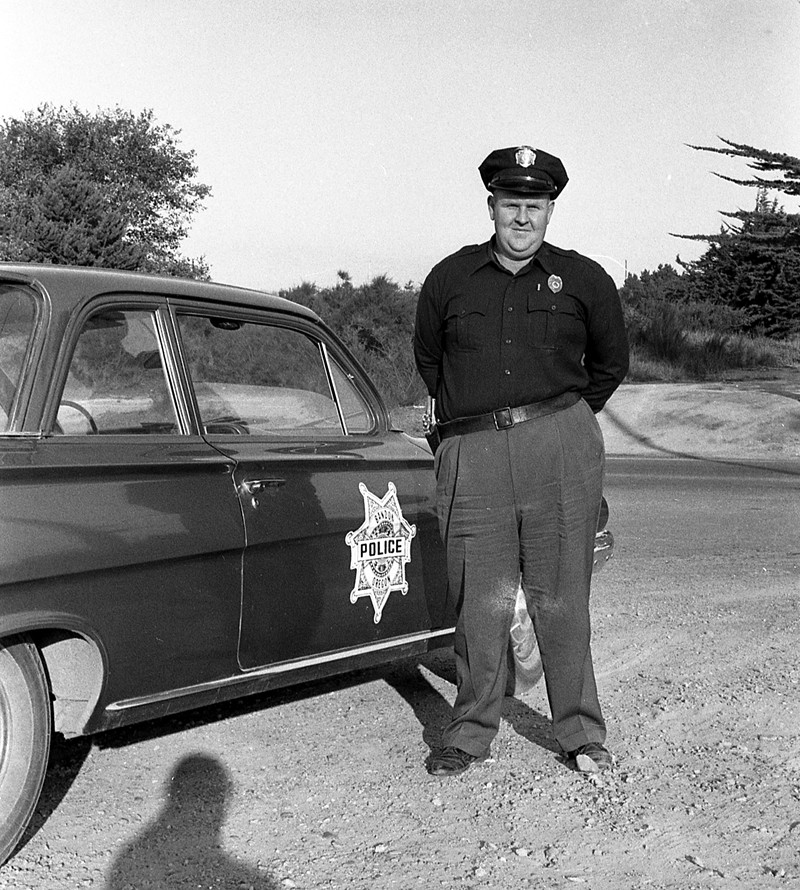 Officer Sid Dominy, 1961