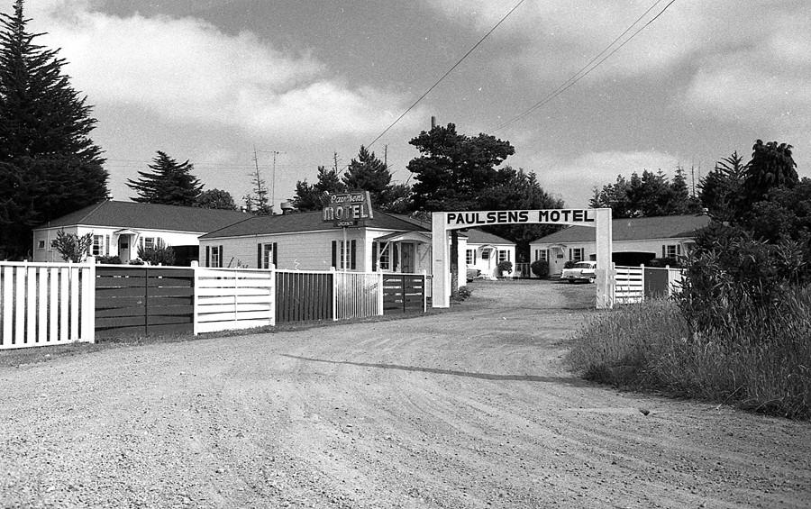 Paulsen's Motel 1961