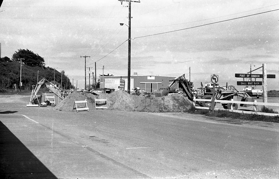 First Street, 1973