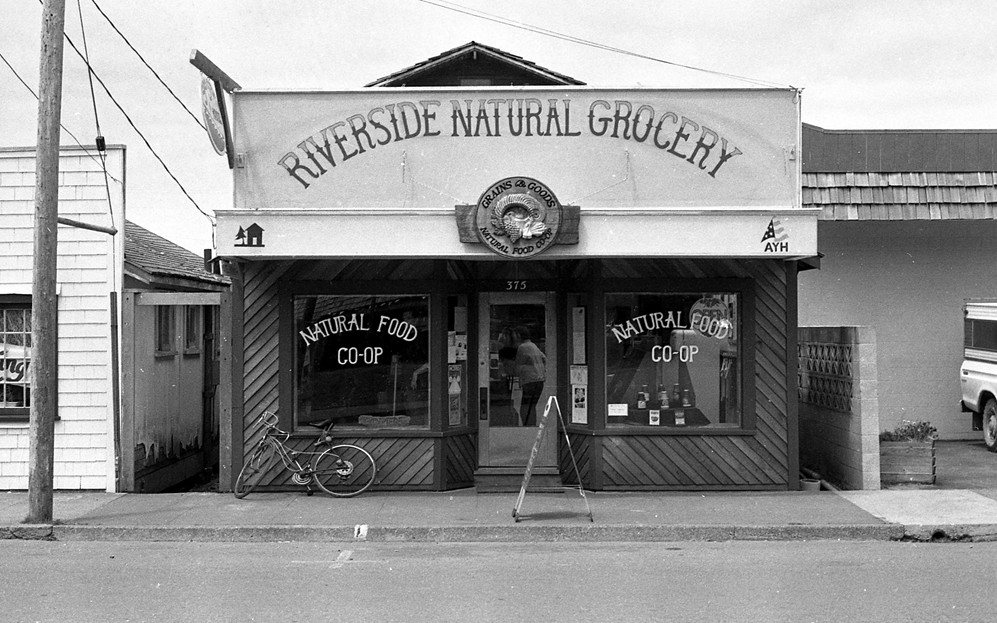 Riverside Natural Grocery, 1970s
