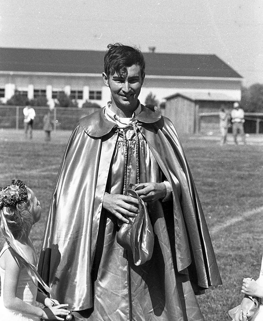 Mystery King Lanny Boston, 1973