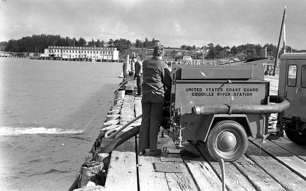 United States Coast Guard, 1966