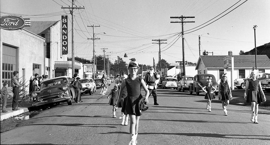 Bandon 1950s