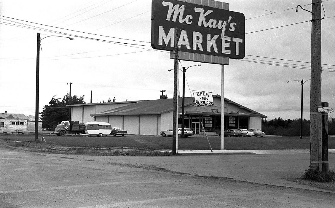 McKay's Market, 1960