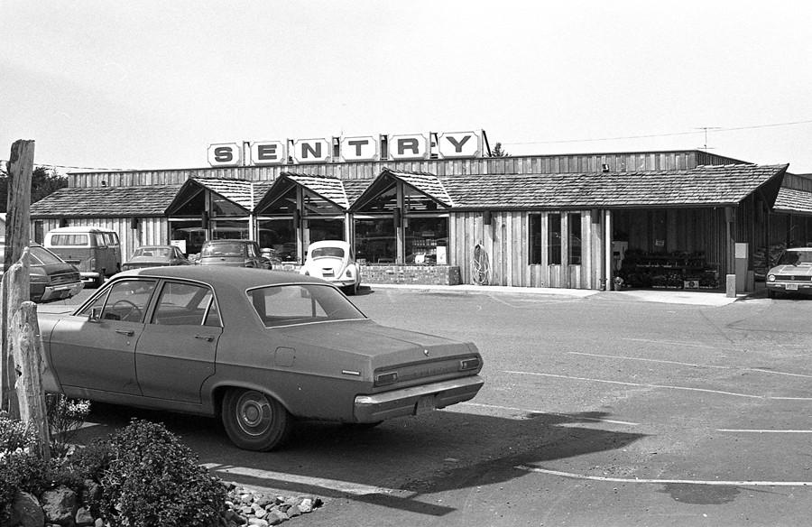 Sentry Market