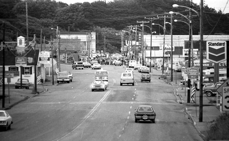 Bandon 1970s