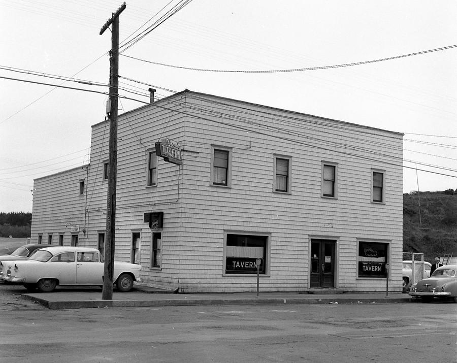 Arcade Tavern 1958