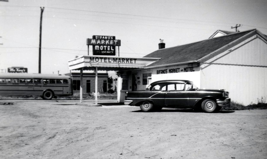 Bifano's Market and Motel