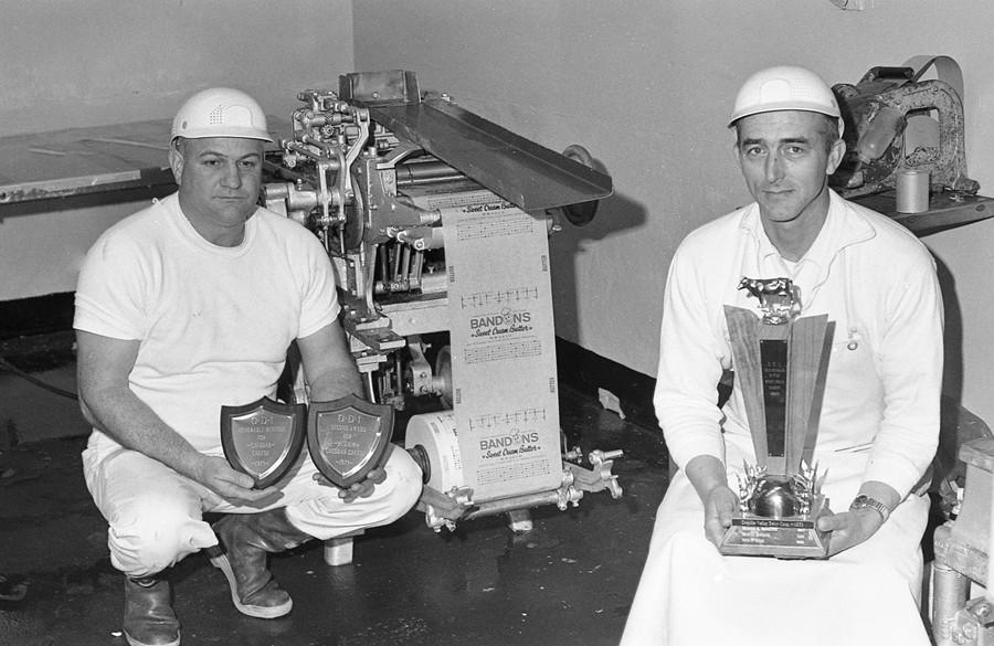 Bob Howard & Warren Hawkins