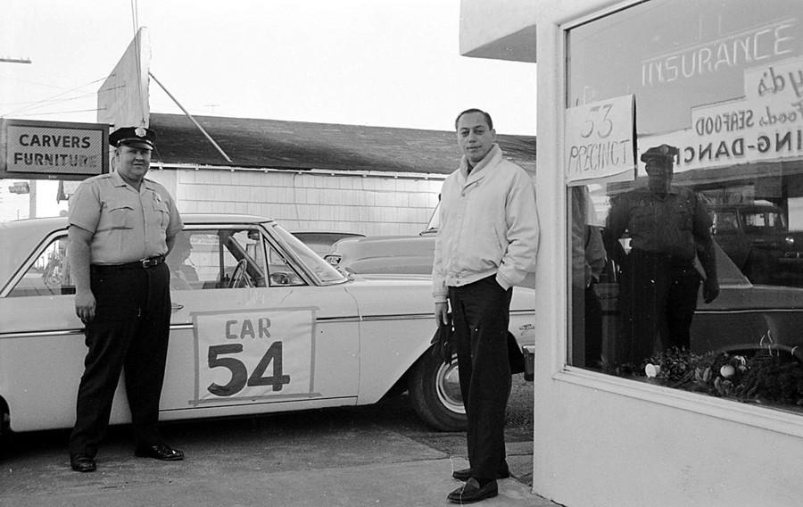Car 54 producer