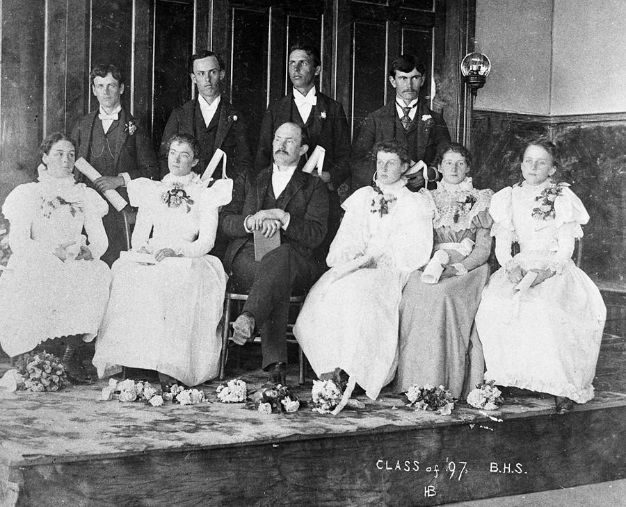 Bandon High School Class of 1897